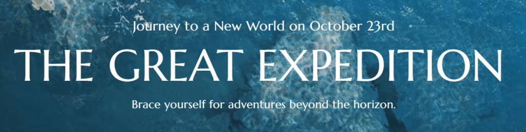 Black Desert Great Expedition